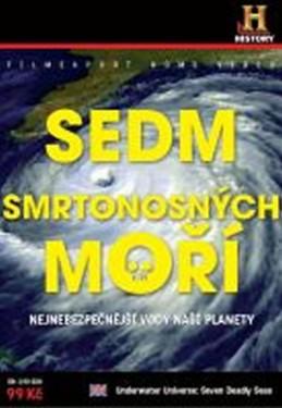 Sedm smrtonostných moří - DVD digipack - neuveden