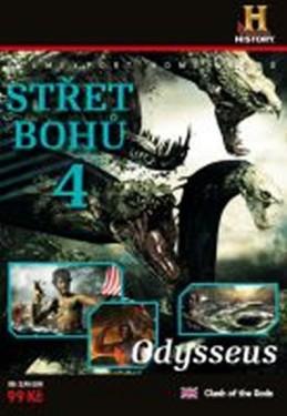 Střet bohů 4. (Odysseus + Odysseus: Pomsta bojovníka) - DVD digipack - neuveden