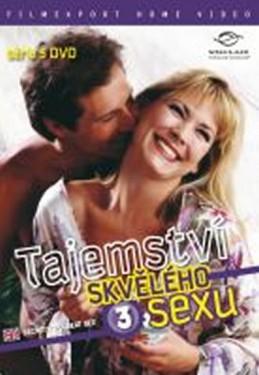 Tajemství skvělého sexu 3. - DVD digipack - neuveden