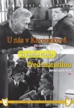 U nás v Kocourkově/Před maturitou (2 filmy na 1 disku) - DVD box - neuveden