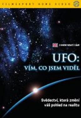UFO: Vím co jsem viděl - DVD digipack - neuveden