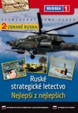 Zbraně Ruska: Nejlepší z nejlepších + Ruské strategické letectvo - DVD digipack - neuveden