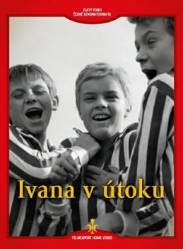 Ivana v útoku - DVD (digipack) - neuveden