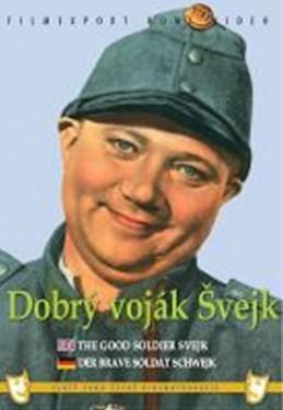 Dobrý voják Švejk - DVD box - Steklý Karel