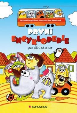 První encyklopedie pro děti od 2 let - Pospíšilová Zuzana