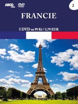 Francie - 5 DVD - neuveden