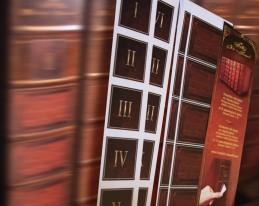 Samolepící štítky na archivační boxy a šanony - neuveden