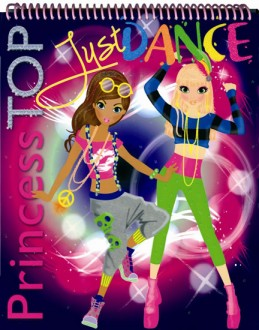 Princess TOP Just Dance - neuveden