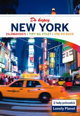 New York do kapsy - Lonely Planet - neuveden