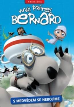 Můj přítel Bernard - DVD - neuveden