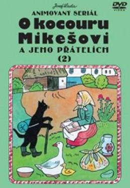 O kocouru Mikešovi 2. - DVD - Lada Josef