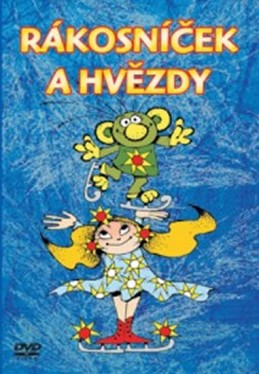 Rákosníček a hvězdy - DVD - Smetana Zdeněk