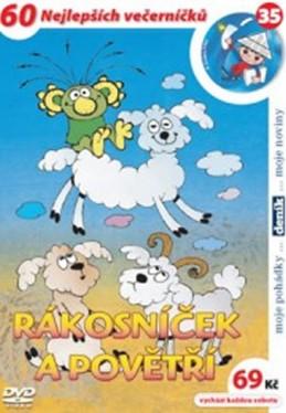 Rákosníček a povětří - DVD - Smetana Zdeněk