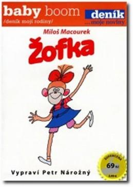 Žofka - CD - Macourek Miloš