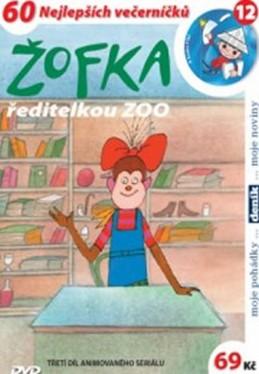 Žofka ředitelkou ZOO - DVD - Macourek Miloš