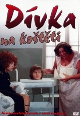 Dívka na koštěti - DVD - Vorlíček Václav