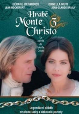 Hrabě Monte Christo 3. - DVD - Dumas Alexandre