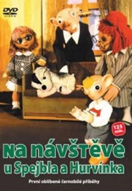 Na návštěvě u Spejbla a Hurvínka - DVD - neuveden
