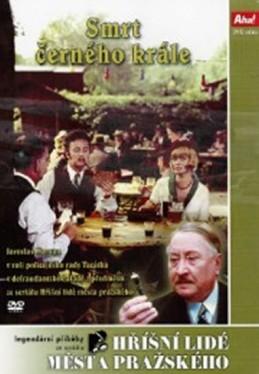 Smrt černého krále - DVD - Sequens Jiří