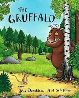 Gruffalo - Donaldson Julia