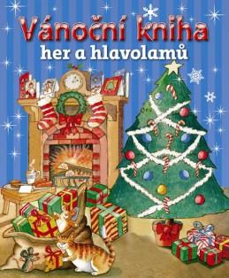 Vánoční kniha her a hlavolamů - neuveden
