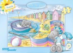 Puzzle 80 Me to You - Na pláži - neuveden