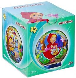 Červená karkulka - Plastic Puzzle Koule 60 - neuveden
