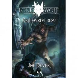 Lone Wolf 6 - Království děsu (gamebook) - Dever Joe