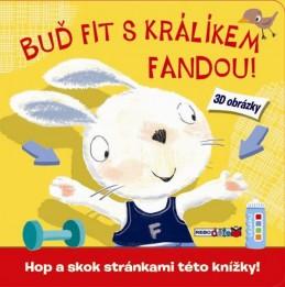 Buď fit s králíkem Fandou! - 3D obrázky - neuveden