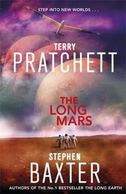 The Long Mars - Long Earth 3 - Pratchett Terry, Baxter Stephen