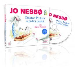 Doktor Proktor a prdicí prášek - CDmp3 (čte David Novotný) - Nesbo Jo