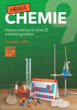 Hravá chemie 9 - PS pro 9. ročník ZŠ a víceletá gymnázia - Fuksa Jiří a kolektiv