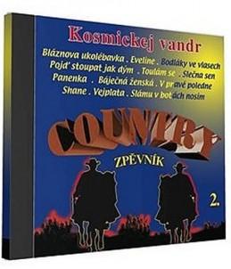 Country zpěvník 2 - 1 CD - neuveden