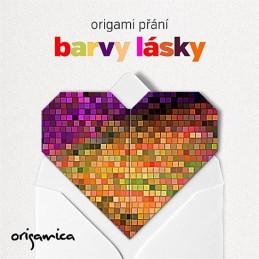 Origami přání - Barvy lásky - neuveden
