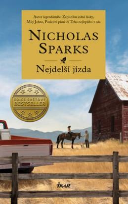 Nejdelší jízda - Sparks Nicholas