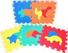 Pěnové puzzle - Dinosauři - neuveden