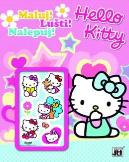 Hello Kitty - Maluj-Lušti-Nalepuj! - neuveden