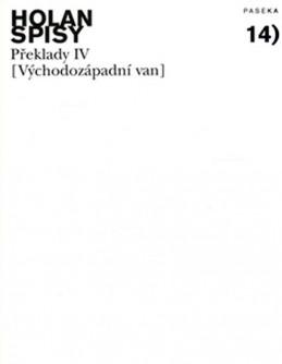 Spisy 14 - Východozápadní van - Holan Vladimír