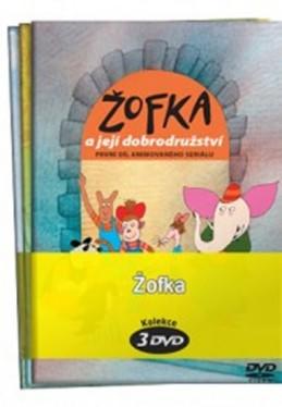 Žofka - kolekce 2 DVD - Macourek Miloš