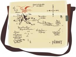 Hobbit - Taška přes rameno, kanvas - neuveden