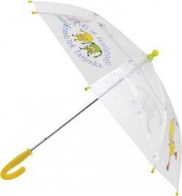 Kouzelná školka - Deštník dětský průhledný, 66 cm - neuveden