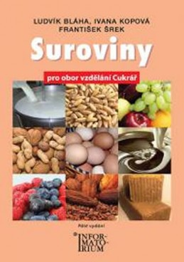 Suroviny pro UO Cukrář - Bláha Ludvík a kolektiv