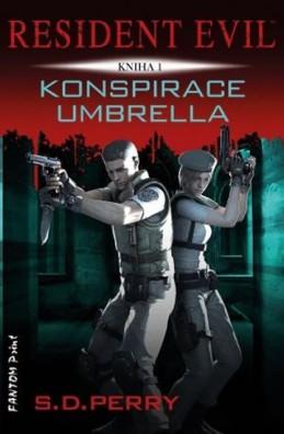 Resident Evil 1 - Konspirace Umbrella - Perry S. D.
