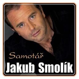 Jakub Smolík - Samotář - CD - neuveden