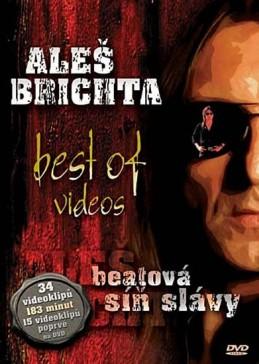 Aleš Brichta - Best Of Videos - Beatová síň slávy - DVD - neuveden