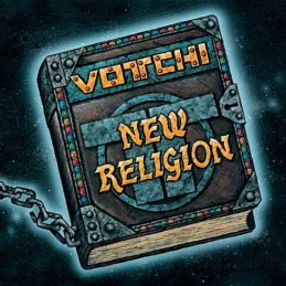 Votchi - New Religion - CD - neuveden