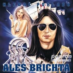 Aleš Brichta - Hledač pokladů - CD - neuveden