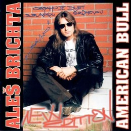 Aleš Brichta - American Bull (New Edition) - CD - neuveden