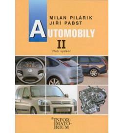Automobily II. pro 2. ročník UO Automechanik
