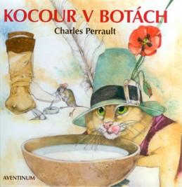 Kocour v botách - Perrault Charles